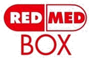 red med box